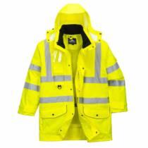 láthatósági kabát